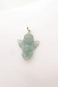 Pendentif ange de jade