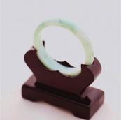 Bracelet jonc en jade diamète 58_1